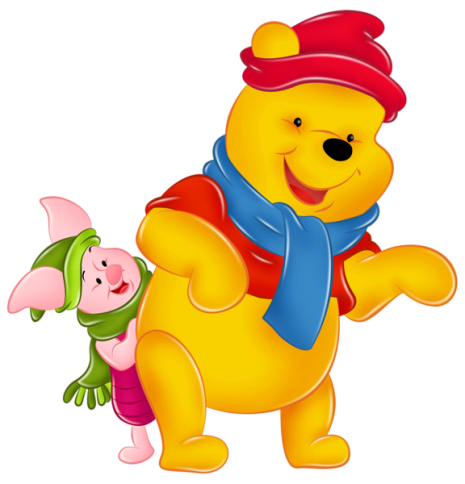 Winnie_the_Pooh_and_Piglet_with_Winter_Hats