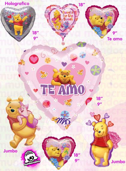 Imágenes De Winnie Pooh Con Mensajes Tiernos De Amor Imágenes Para