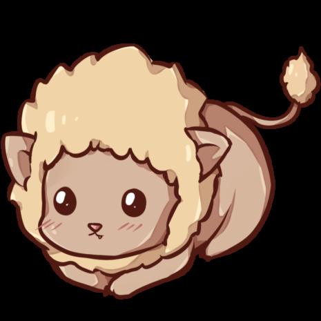 kawaii_lion_by_dessineka-d9014ug