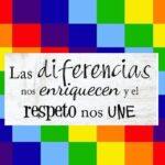 Imágenes con frases para reflexionar sobre el Día del Respeto a la Diversidad Cultural