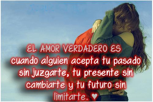 Las Mejores Frases De Amor Verdadero En Imagenes Para Compartir En