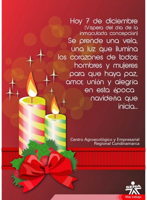 Dia O Noche De Las Velitas En Colombia Imagenes Y Frases Bonitas