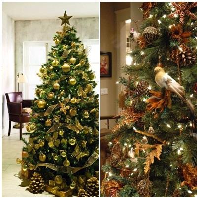 Muchas Ideas Para Decorar El Arbolito De Navidad El 8 De Diciembre