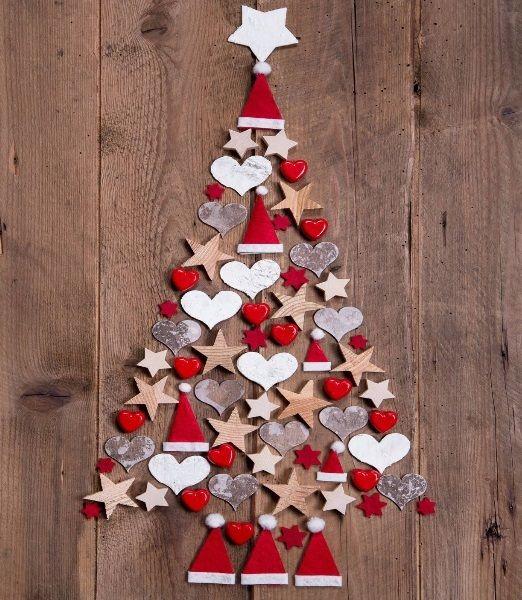 50 imágenes de Navidad: Árboles, decoración y manualidades Navideñas ...