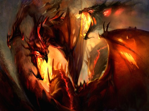 dragon-fuego
