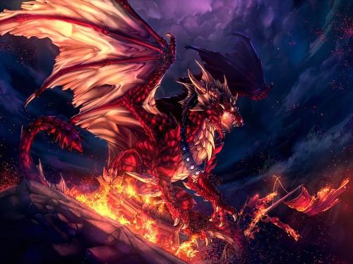 fiero-dragon