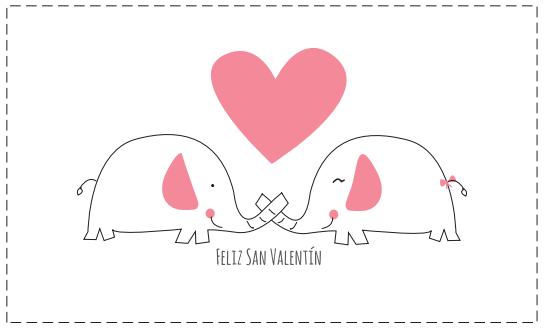 Frases de amor románticas para San Valentin con imágenes