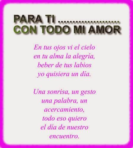 Imagenes Con Mensajes Romanticos Para Conquistar A Un Amor