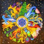 50 Mandalas para dibujar, para colorear y relajarse muy fáciles y bonitos