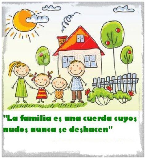 Frases Sobre La Familia En Imágenes Para Whatsapp Imágenes