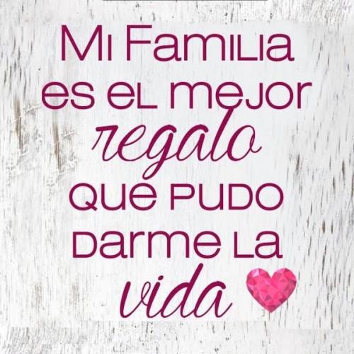 Frases De La Familia En Imágenes El Amor La Unidad La