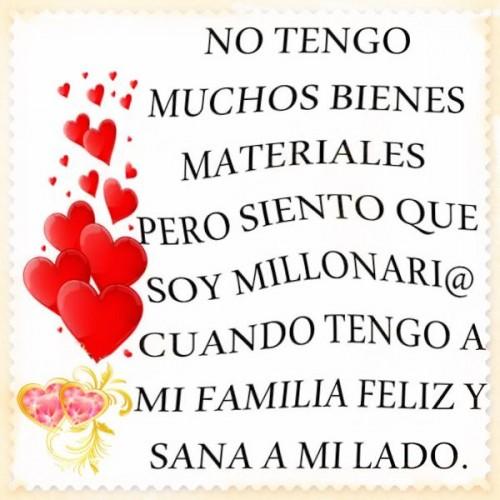 Frases De La Familia En Imágenes El Amor La Unidad La Felicidad Y