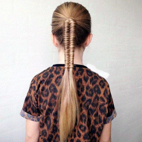 45 Imagenes Con Ideas De Peinados Para Ninas Imagenes Para Whatsapp