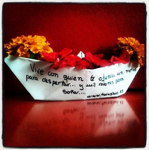 Imágenes De Flores Con Frases Románticas