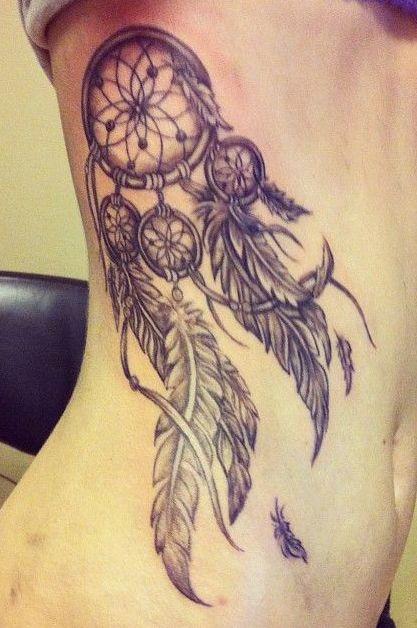 Galería de tatuajes de atrapasueños