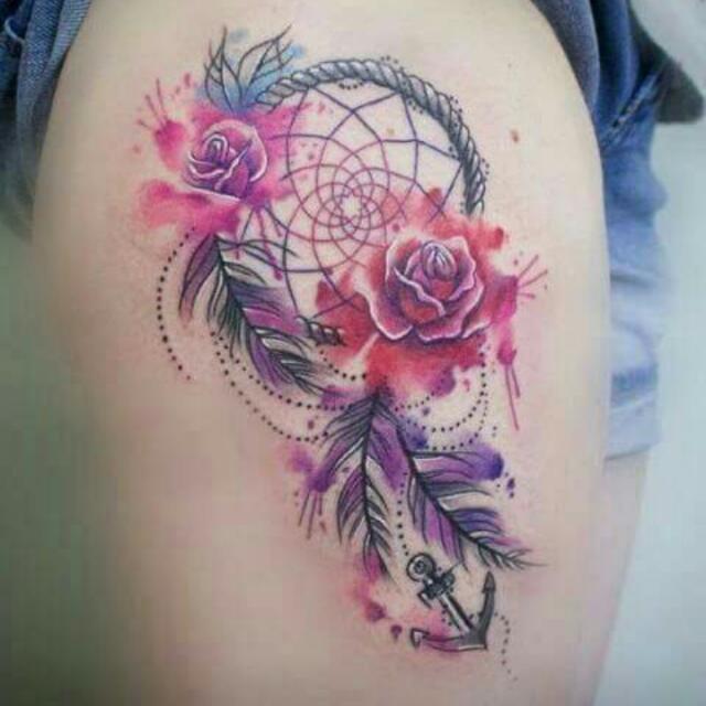 Tatuajes Rosas Rojas Stunning Tatuaje De Rosas Rojas En Costado