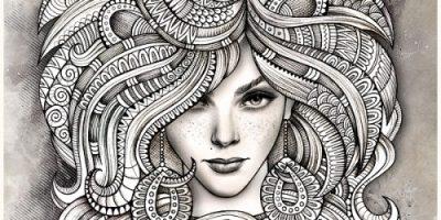 50 Mandalas Para Dibujar Para Colorear Y Relajarse Muy Faciles Y