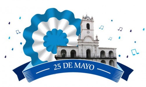 Imagenes Para El 25 De Mayo Tarjetas Invitaciones