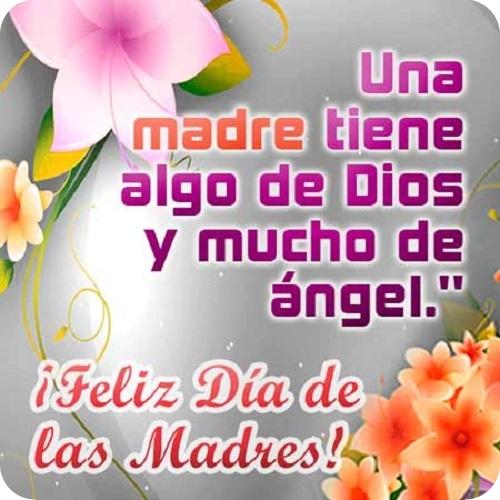 Dia De La Madre Mensajes Bonitos Imágenes Para Whatsapp