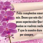 Feliz cumpleaños mi amor: Imágenes y frases románticas