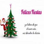 Felicitaciones Navideñas frases e imágenes con Feliz Navidad