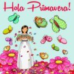 Bienvenida Primavera |Imágenes| Frases| Poesías | Manualidades| Tarjetas