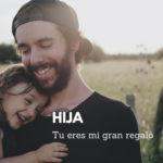 Hija te amo ❤️Imágenes y frases para WhatsApp