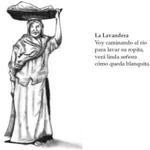 Vendedores Ambulantes Y Pregones Del 25 De Mayo 1810 Para