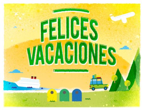 Imagenes Felices Vacaciones 2020 Imágenes Para Whatsapp