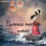 Buenas noches amor mio: Frases e imágenes románticas para WhatsApp