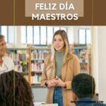Feliz Día del Maestro 2021 Frases de agradecimiento y tarjetas para WhatsApp