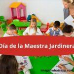 Imágenes Día de la Maestra Jardinera 2021 para WhatsApp